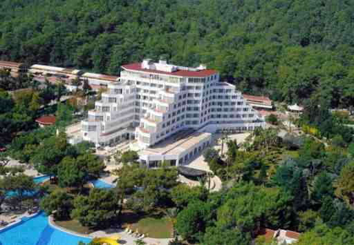 Diamonds Club Kemer Ex Royal Palm Resort